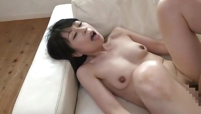 Nude domicile Japanese sex for a skinny whore