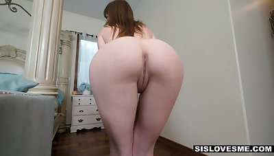 Flirty stepsis Alex Blake is such an ass twit and she unescorted loves to fuck