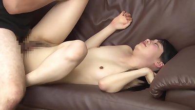 Ugly Dude Fucks Infinitesimal Asian Teen Girl With Perky Tits