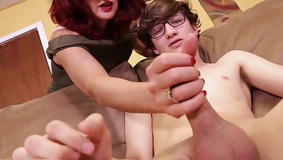 Andi James never tries to understand stepson's lust before