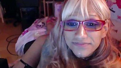 Lustful Tattooed Shemale Prostitute