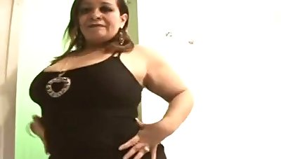 Spanish Chunky Mama Ready For Some Hardcore Pussy Fuck