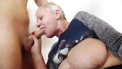 Mature fetish