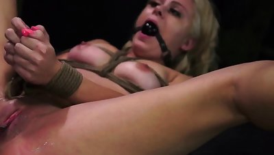 Bi cuckold point of departure consequent and bdsm handjob She'll do anything