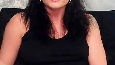 Sweet beauty masturbating on webcam shallow
